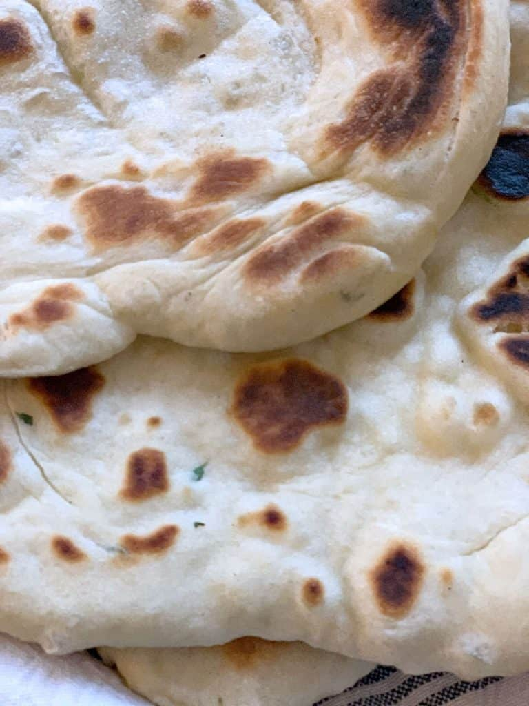 Two Greek Pita Bread