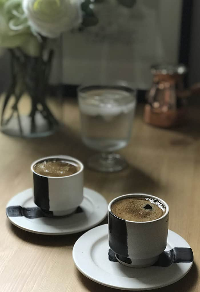 GREEK COFFEE