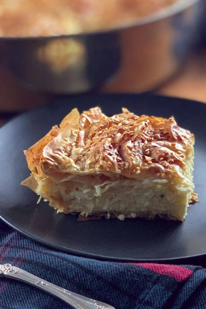 greek cheese pie – tiropita