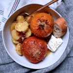 GEMISTA- Greek stuffed tomatoes and peppers