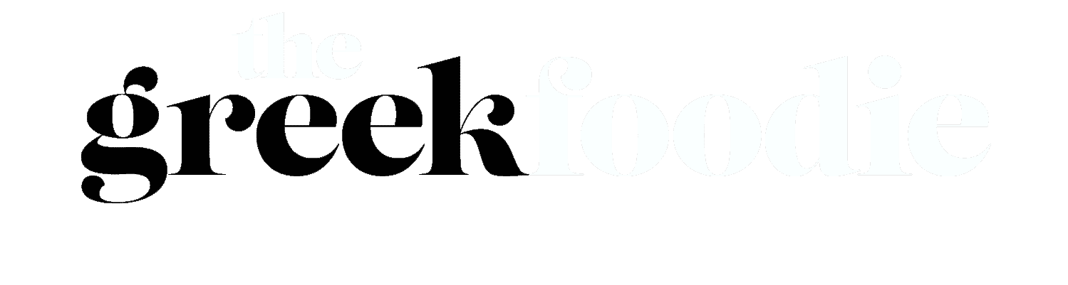 The Greek Foodie logo