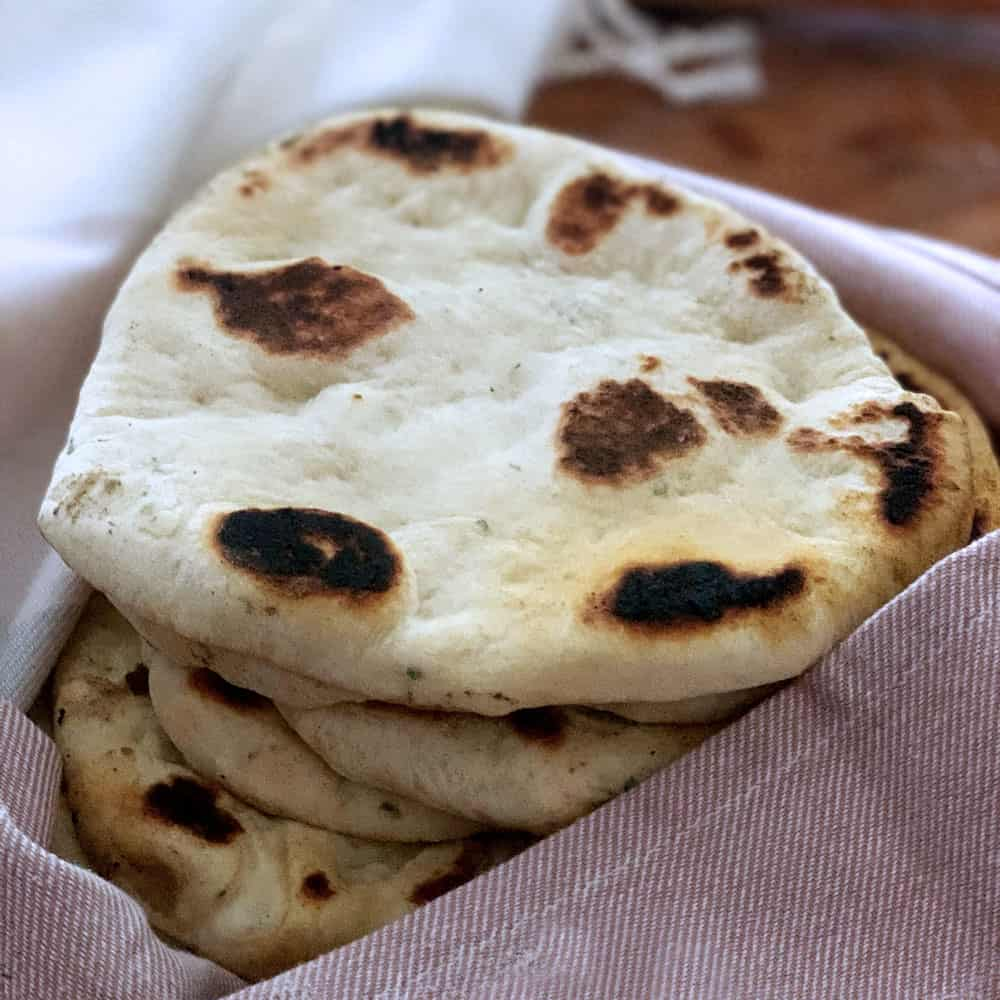 The Greek Foodie Greek Pita Bread Recipe