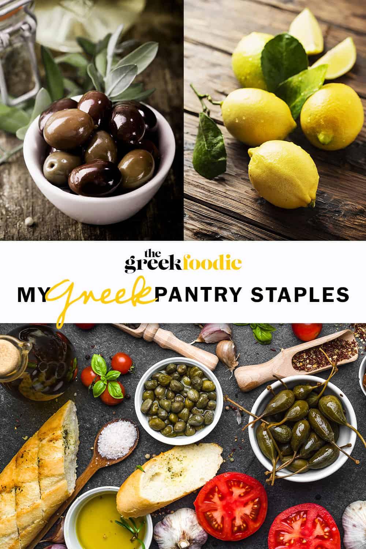 My Greek Pantry