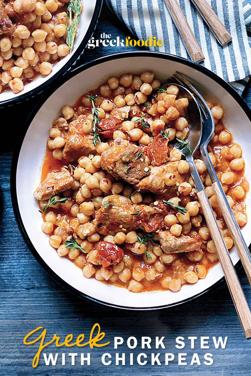 Pork Stew With Chickpeas