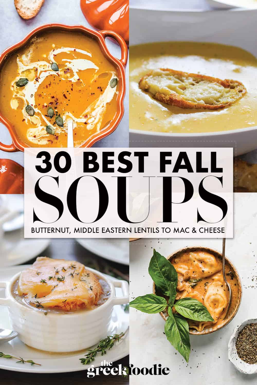 30 Best Soups For Fall